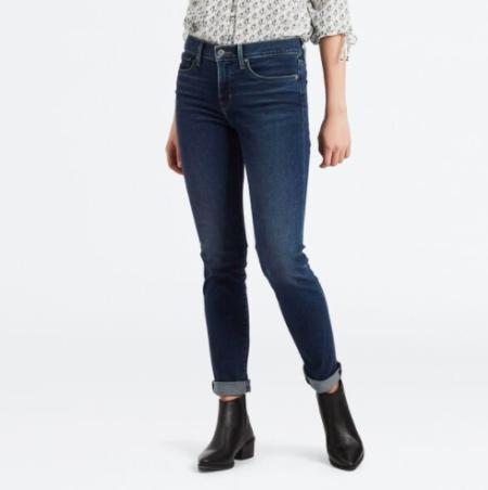 Levi's 312 Shaping Slim Jeans Paris Streets