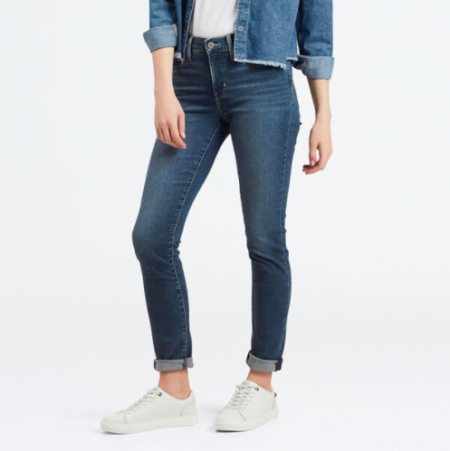 Levi's 311 Shaping Skinny Jeans Paris Fade
