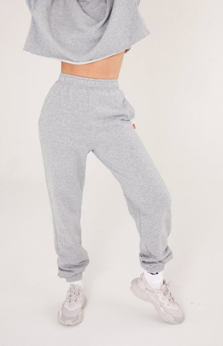 Bayse Sweat Pants Grey Marle