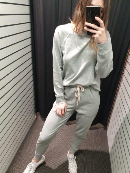 Track Pant Grey
