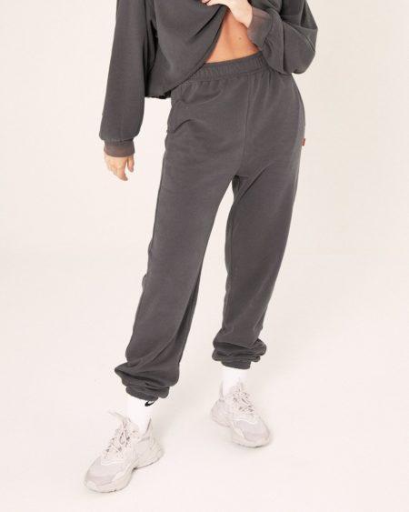 Bayse Sweat Pants Charcoal