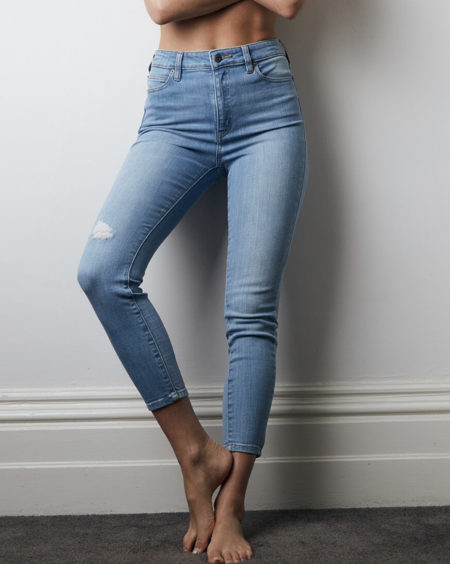 Bardot Khloe High Crop Jean