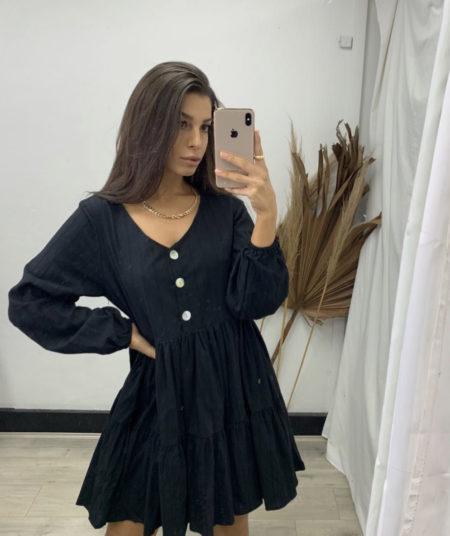Fate Dress Black