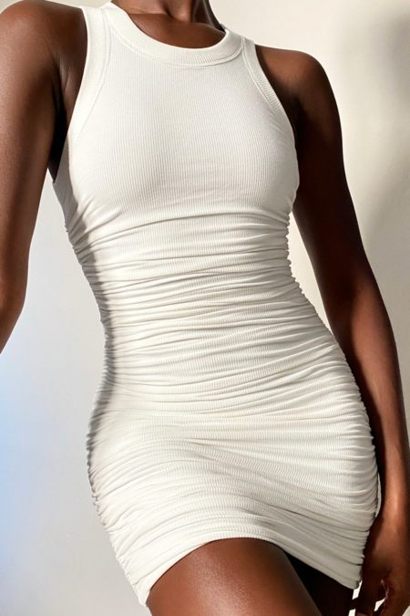 Essential Dress White