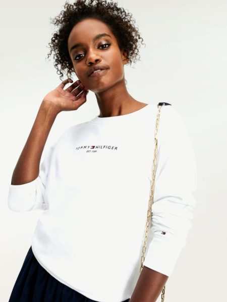 TH Logo Crewneck Sweatshirt