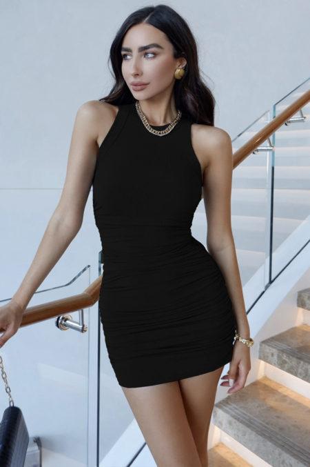 Essential Dress Black